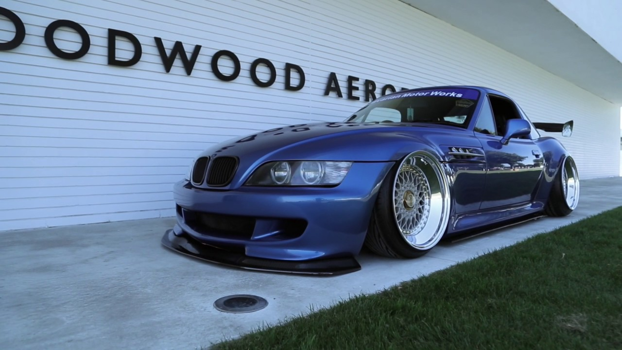 Bmw Z3 On Air Suspension Lifeonair Youtube
