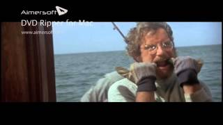 Jaws Mr Hooper Short