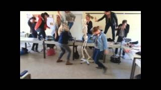 "Harlem Shake ""Learning Nurses from Hannover"""