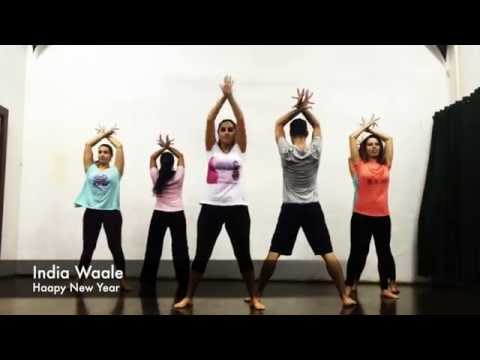 Bollywood Brazil - India Waale (Happy New Year)