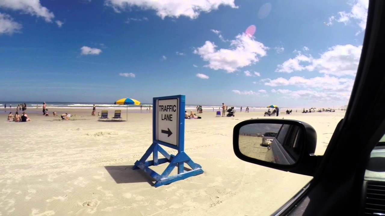 Driving on the Beach in Daytona Beach | Access Points