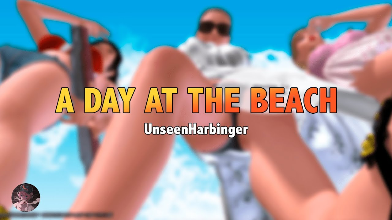 Download A Day at the Beach (Complete Version) - Giantess Comic   MrGiantess
