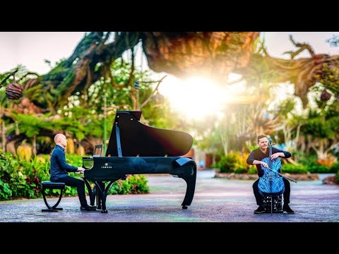 The Piano Guys Take Over The World of Avatar.