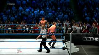 New Game WWE Smackdown VS. Raw 2013 Gameplay Tips!!