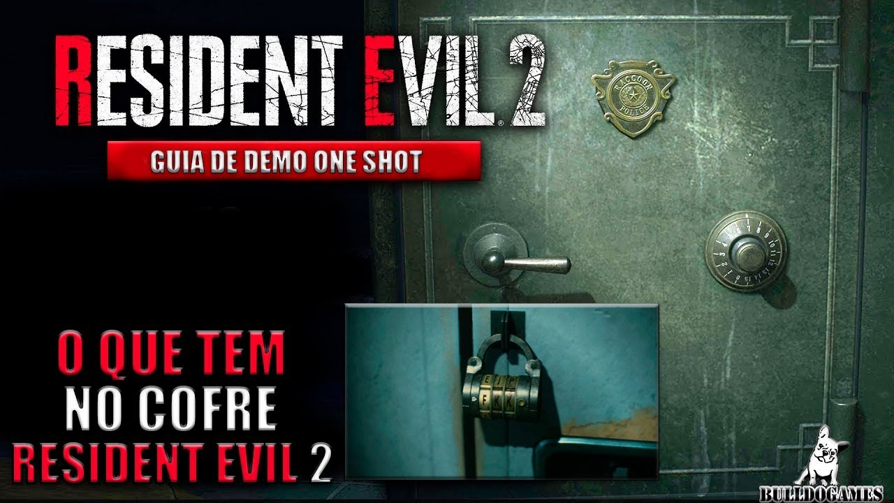 Evil abrir cilindros 2 resident