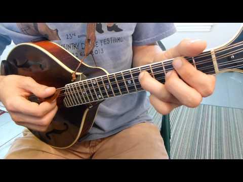 Jazz Mandolin Chords ii V I (Part 1) - Mandolin Lesson