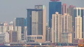 2017 香港自由行 - 炮台山Harbour Grand 港島海逸君綽酒店、iclub富薈炮台山酒店