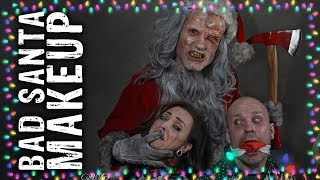 Horror Christmas Card Transformation!