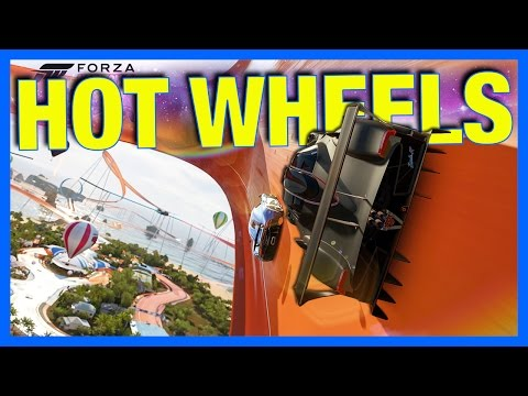 Forza Horizon 3 : HOT WHEELS EXPANSION!!