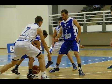 Εθνική Παίδων U16 : Κύπρος -Ελλάδα  51-73. Video του φιλικού αγώνα των εθνικών ομάδων παίδων