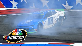 Recapping a wild Cup Series Playoff race at Charlotte ROVAL | Splash and Go | Motorsports on NBC