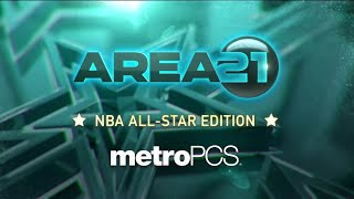 Inside The NBA: Area 21 At All-Star Weekend