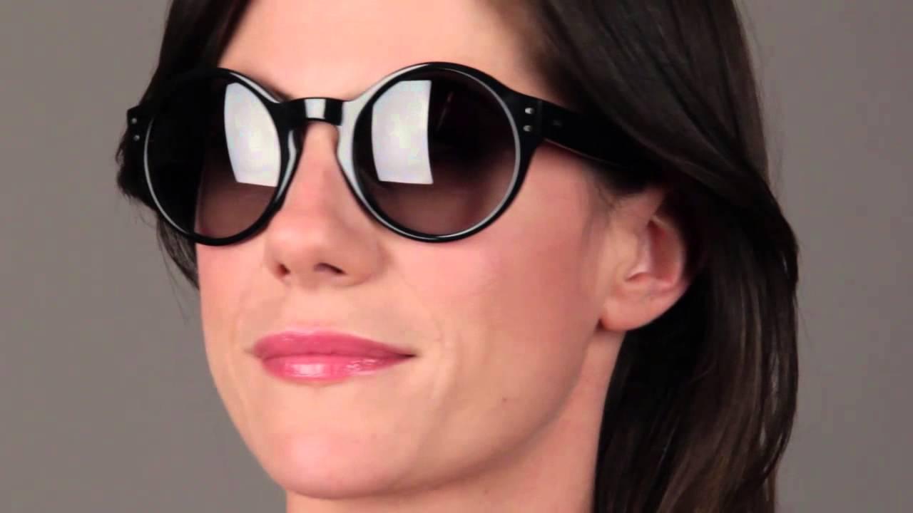 b875831fdcd Oliver Goldsmith Casper 5 Sunglasses Review - YouTube