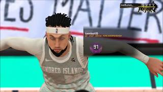Bucks vs Hundred Islands NBA 2k Comp Games OT SERIES Thriller