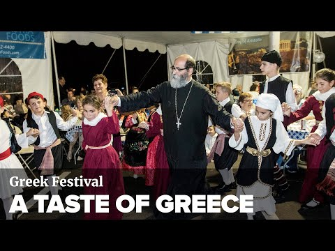 A Taste of Greece in Media PA