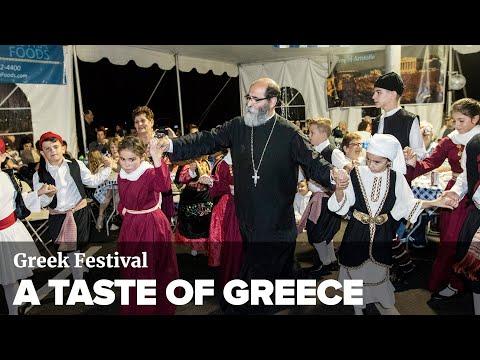 A Taste of Greece in Media PA