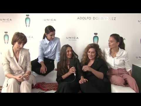 Najwa, Inma, Estrella, Elena y Ángela, cinco mujeres 'únicas'