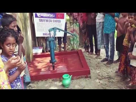 Türkiye'nin Şifa Su Kuyusu - Bangladeş