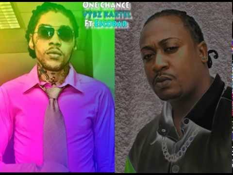 Vybz Kartel Ft.Escobar - ONE CHANCE (MAR 2015)