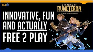 At Every Turn, Legends of Runeterra Surprised Me - Review By Skill Up (Video Game Video Review)