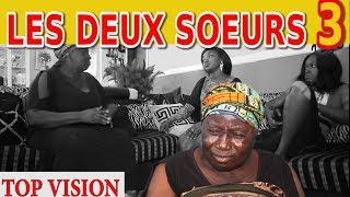 LES DEUX SOEURS Ep 3 Theatre Congolais Maman Top,Makambo,Alain,Buyibuyi,Mosantu,Clara,Facher