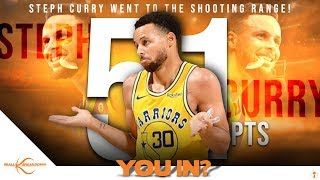 Steph Curry Is The Real Wizard With 51 Points
