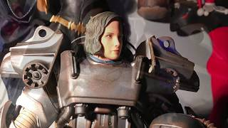 THREEZERO'S FALLOUT 4 1:6 Scale  T 60 Power Armor Figure Review