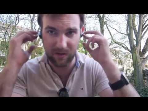 Sony NWZ-W273 wasserdichter MP3 im Test nach Unboxing [Deutsch]
