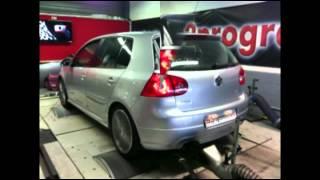 Reprogrammation moteur VW golf 5 tdi 170 stage 2 o2programmation défap (downpipe)