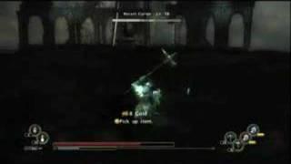 Kingdom Under Fire: Circle of Doom Kendal VS Mutant Curian
