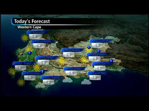 Weather report | 20 September 2017