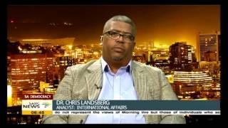 Landsberg on SA