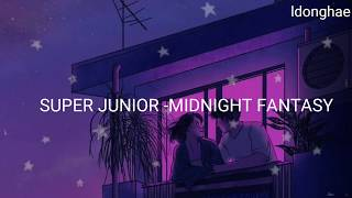 Super Junior - Midnight Fantasy // sub español