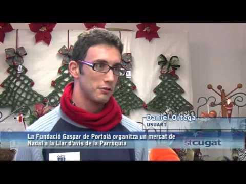 Mercadet de Nadal Fundació Gaspar de Portolà