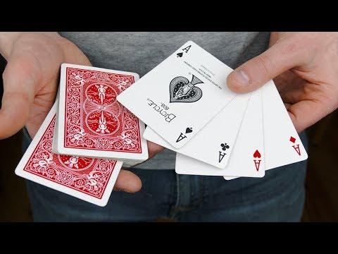 PURE SLEIGHTS - Beginner Magic Tutorial