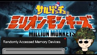 RAMD Saru! Get You! Million Monkeys