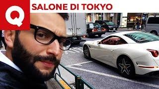 Che auto ci sono in Giappone? - Salone di Tokyo: Backstage | Quattroruote