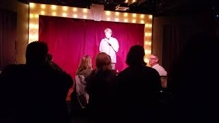 Gordy...5-3-2019 Broadway comedy club