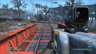 Этот странный Маккриди Fallout 4