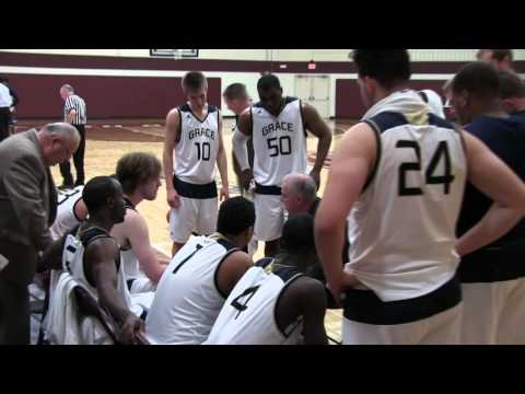 Grace Bible vs. Valley Forge (2016 NCCAA National Tournament)