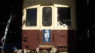 玉野市電モハ103号(琴電760号)