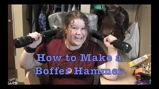 Video How to Make a Boffer Hammer download MP3, 3GP, MP4, WEBM, AVI, FLV Agustus 2018