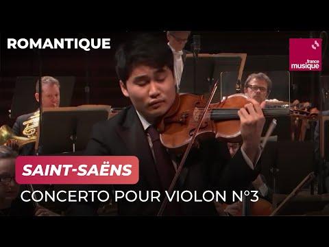 Saint-Saëns : Concerto pour violon n°3