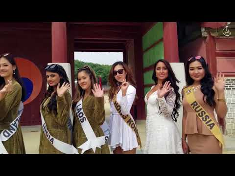 Miss Asia Canada 2017 presented by Clarins - Korea travel Vlog part 1