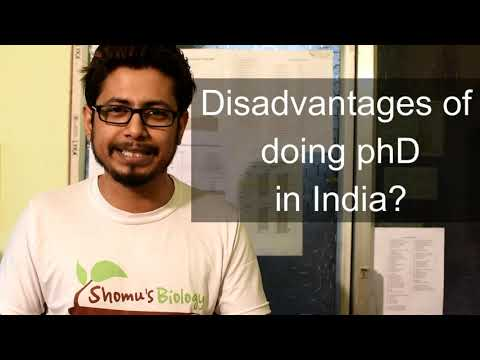 PhD In India Or Abroad | Which Is The Better Career Option ?