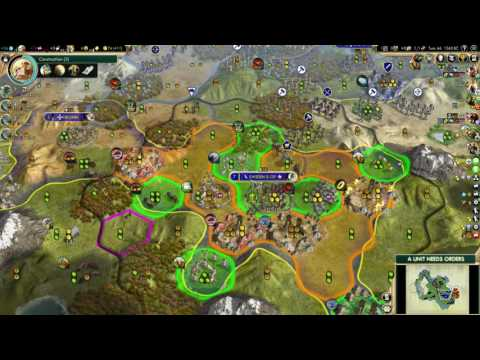 Filthy tutors Arumba in Civ 5 Deity 6ffa Part 23