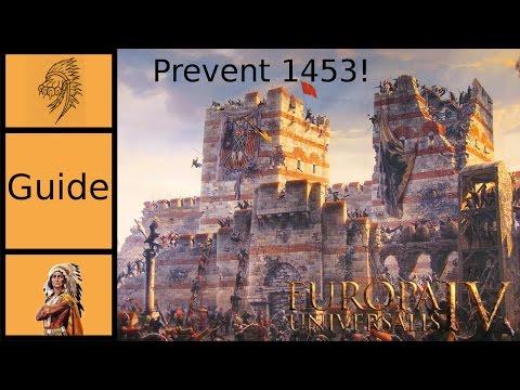 Europa Universalis 4: The Cossacks - Byzantium Strategy Guide
