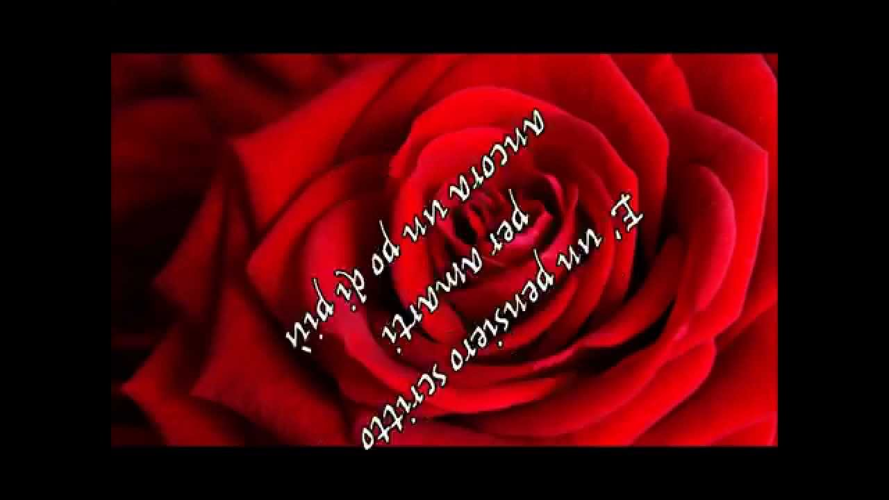 Gigi D'alessio ❤ Buon Compleanno Amore Mio ❤   YouTube