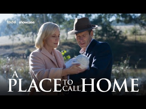 A Place To Call Home  Season 4 Episode 10 Clip: Sarah & George