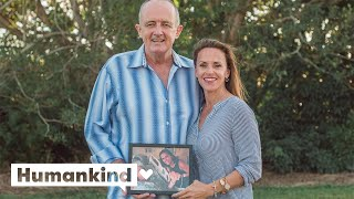Wife meets the stranger who saved her husband's life | Humankind